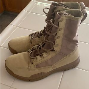 """Nike SFB Field 8"""" Leather boots"""